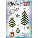 Eclectica³ Rubber Stamp Sheet by Kay Carley - EKC11